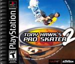 PS1 - Tony Hawk's Pro Skater 2 (front)
