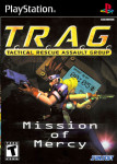 PS1 - T.R.A.G.: Tactical Rescue Assault Group (front)
