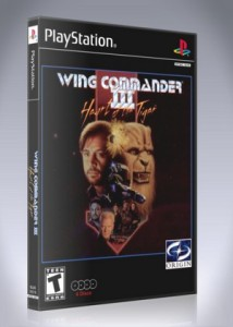 PS1 - Wing Commander III: Heart of the Tiger