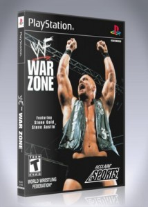 PS1 - WWF War Zone