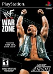 PS1 - WWF War Zone (front)