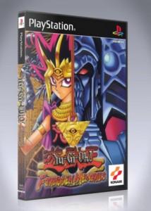 PS1 - Yu-Gi-Oh!: Forbidden Memories