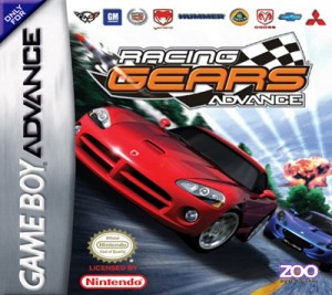GBA - Racing Gears Advance (front)
