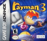 GBA - Rayman 3 (front)