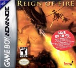 GBA - Reign of Fire (front)