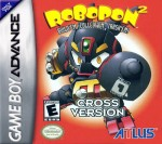 GBA - Robopon 2 Cross Version (front)