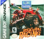 GBA - Rock 'n Roll Racing (front)