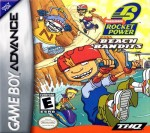 GBA - Rocket Power: Beach Bandits (front)