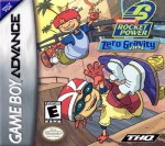 GBA - Rocket Power: Zero Gravity Zone (front)
