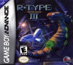 GBA - R-Type III (front)
