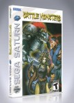 Sega Saturn - Battle Monsters