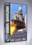 Sega Saturn - Battle Stations