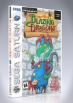 Sega Saturn - Blazing Dragons