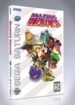Sega Saturn - Blazing Heroes