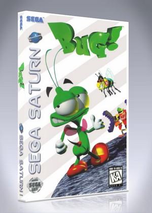 Sega Saturn - Bug!