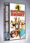 Sega Saturn - Clockwork Knight