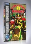 Sega Saturn - Clockwork Knight 2