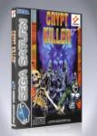Sega Saturn - Crypt Killer