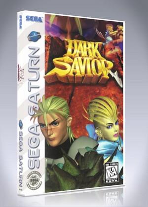 Sega Saturn - Dark Savior