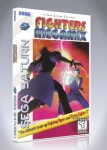 Sega Saturn - Fighters Megamix