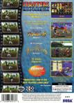 Sega Saturn - Fighters Megamix (back)