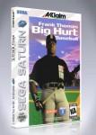 Sega Saturn - Frank Thomas Big Hurt Baseball