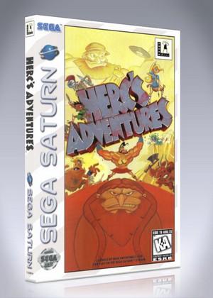Sega Saturn - Herc's Adventures