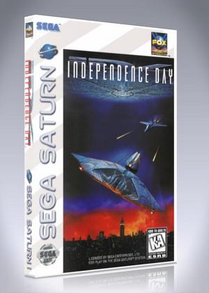 Sega Saturn - Independence Day