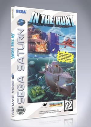 Sega Saturn - In The Hunt