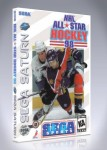 Sega Saturn - NHL All-Star Hockey 98