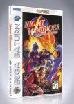 Sega Saturn - Night Warriors