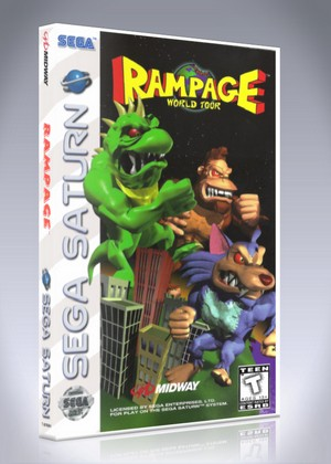 Saturn - Rampage