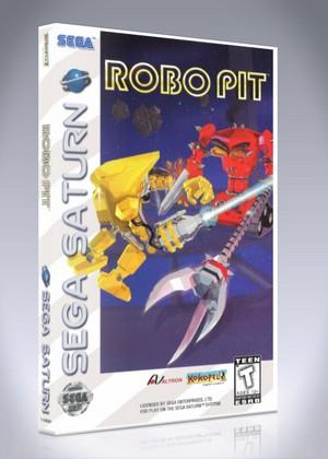 Sega Saturn - Robo Pit