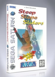Sega Saturn - Steep Slope Sliders