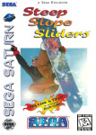 Sega Saturn - Steep Slope Sliders (front)