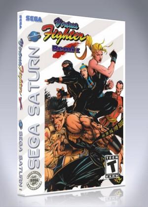 Saturn - Virtua Fighter Remix