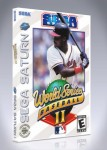Sega Saturn - World Series Baseball II