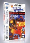 Sega Saturn - X-Men: Children of the Atom