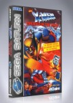 Sega Saturn - X-Men Children of the Atom