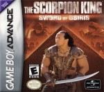 GBA - The Scorpion King: Sword or Osiris (front)