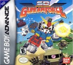 GBA - SD Gundam Force (front)