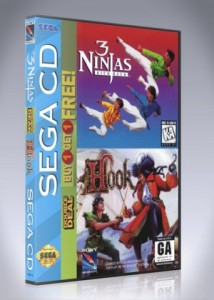 Sega CD - 3 Ninjas Kick Back | Hook