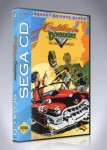 Sega CD - Cadillacs and Dinosaurs