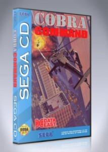 Sega CD - Cobra Command