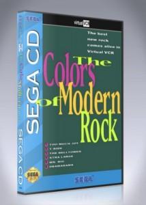 Sega CD - Colors of Modern Rock, The