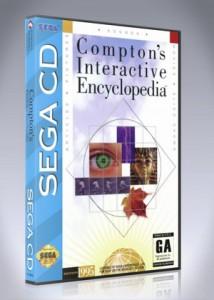 Sega CD - Compton's Interactive Encyclopedia