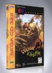 Sega CD 32X - Corpse Killer