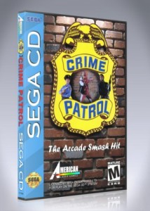 Sega CD - Crime Patrol