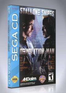 Sega CD - Demolition Man