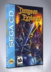 Sega CD - Dungeon Explorer